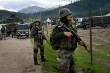 4 Terrorists Killed in Encounter With Security Forces in Jammu & Kashmir's Kupwara