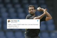 Cricketer Irfan Pathan Wins Best Actor For 'Hindi Medium' On Twitter