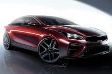 2019 Kia Forte Rendering Officially Revealed