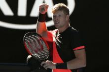 Australian Open: Britain's Kyle Edmund Beats Dimitrov to Reach Semis