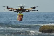Australia's Lifesaving Drone Makes First Rescue