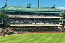 Cricket South Africa Rents Dressing Rooms to Host Cape Town Test