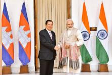 India, Cambodia Ink Four Pacts to Boost Defence, Counter-terror Ties