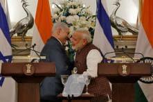 Israeli PM Netanyahu Congratulates Close Friend Modi on 'Impressive' Election Victory