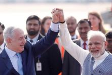 PM Modi Congratulates Benjamin Netanyahu for Re-election Even Before Official Results Come Out