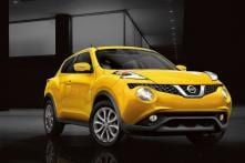 Next-Generation Nissan Juke Set for 2018 Launch