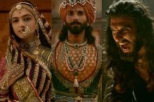 Deepika- Ranveer Starrer 'Padmaavat' Officially Selected at 2018 Taipei Golden Horse Film Festival