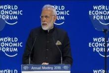 Narendra Modi in Davos LIVE: Come Invest in India for Peace and Prosperity, Says PM in Plenary Speech