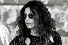 Priyanka Chopra Ups Her Fashion Game in a Graphic Fendi Outfit; See Pics