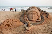 23 Remarkable Sand Sculptures by Sand Artist Sudarshan Pattnaik