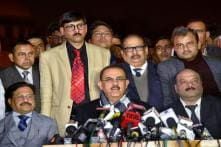 Supreme Rift: Revolting Judges Say No Constitutional Crisis, Bar Associations Step in to Mediate