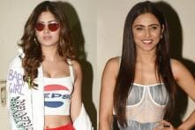 Television Stars Throng 'Haq Se' Special Screening; See Pictures
