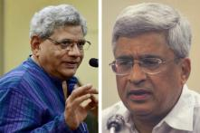 After Left's Crushing Tripura Defeat, Yechury vs Karat Debate on Alliances to Heat Up