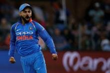 Virat Kohli Takes 100th Catch, Joins Elite List of Indian Fielders