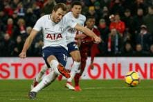 Harry Kane Completes Century As Spurs Steal Draw at Liverpool