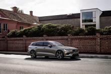 New Volvo V60 Station Wagon Revealed