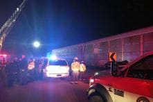 United States: At Least 2 Dead, 50 Injured in South Carolina Train Wreck
