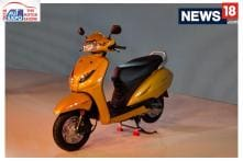 Honda Activa 5G First Look at Auto Expo 2018   Cars18