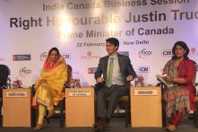 Justin Trudeau Gets Billion-dollar Investment Pacts in India Visit