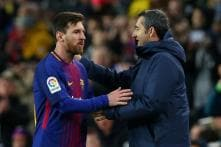 Valverde Finds Positives as Barcelona Draw Blank in Lyon to Leave Tie Open