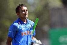 Prithvi Shaw Smashes First List A Century for Mumbai