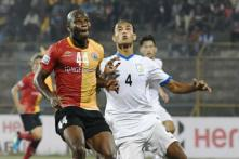 I-League: Dudu Strikes Late As East Bengal Break Indian Arrows' Hearts