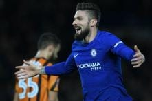 FA Cup: Olivier Giroud Gets Off the Mark As Chelsea Thump Hull, Leicester Win