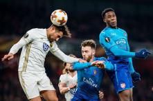 Europa League: Napoli Win But Go Out, Red-faced Arsenal Lose And Survive