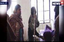 Government Hospital Cook Caught on Camera Giving Injections to Patients in UP's Deoria