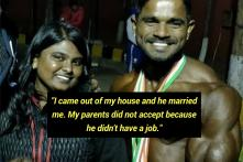 The Love Story of This Andhra Bodybuilder and His Wife Will Melt Your Heart