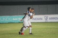 I-League: Indian Arrows Come From Behind Against Aizawl FC