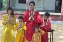 'Navratri Reminds Us of Hindus' Contributions to Canada': Justin Trudeau Extends Wishes on Festival