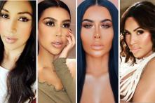 Prepare to do a Double Look When You See These Kim Kardashian Doppelgangers