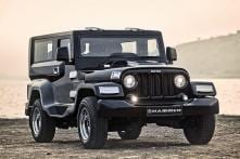Mahindra Thar Customised by DC is Called Hammer, Priced Rs 5.95 Lakh Onwards