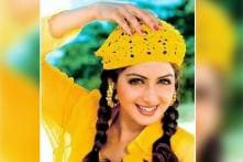 Why Sridevi the 'Child Woman' Was India's Ultimate Pin-up Girl