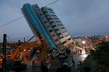 Aftershocks Rattle Taiwan as Quake Toll Rises to Ten, 58 Missing