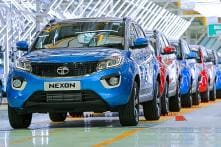 Tata Nexon Compact SUV Reaches 50,000 Vehicle Production Milestone