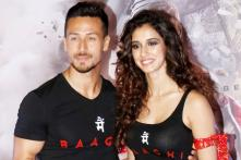 Tiger Shroff Posts Intense Dance Video With Disha Patani to Wish Her on Birthday