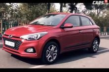 Exclusive - 2018 Hyundai Elite i20 Test Drive Review [Video]
