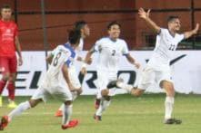 I-League: Confident Indian Arrows Look to Build Against Santosh Kashyap's Aizawl
