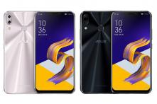 Asus ZenFone 5, ZenFone 5Z And ZenFone 5 Lite With AI Features Launched at MWC 2018
