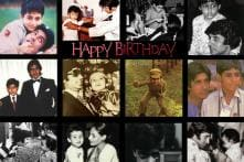 Amitabh Bachchan's Message For Son Abhishek On His Birthday Will Make You Teary-Eyed