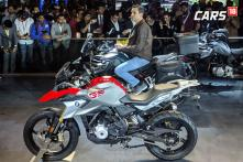 Upcoming BMW G 310 GS Spotted in India Before Launch