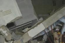Bengaluru Building Collapse Leaves Three Dead