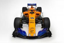 McLaren Reveal new Formula 1 Challenger MCL33 for 2018 Season