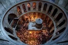 Burial Site of Jesus Christ in Jerusalem Shut After Tax Protest