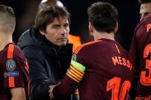 Champions League: Conte Backs Chelsea to do the 'Incredible' in Barcelona