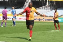 I-League: Dudu Nets Four as East Bengal Crush Chennai 7-1