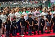 Formula One Replaces Grid Girls with Grid Kids