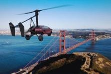 First Ever Road-Legal Flying Car to Debut at 2018 Geneva Motor Show